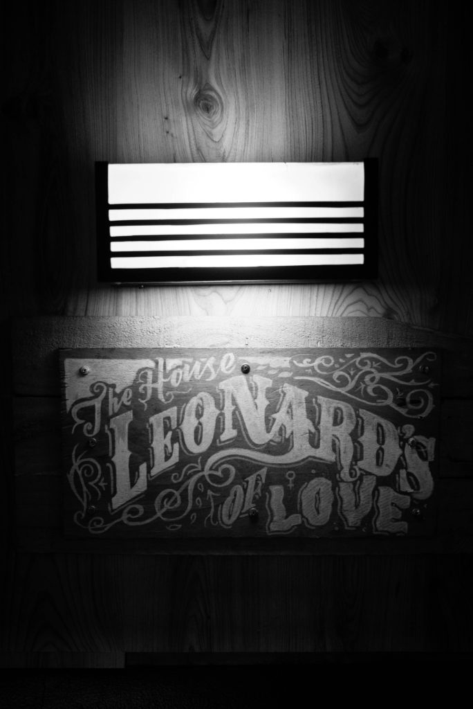 leonards house of love
